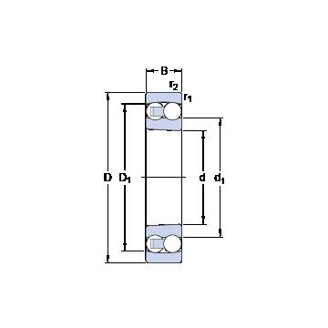 2207 EKTN9 SKF Self Aligning Ball Bearings #1 image