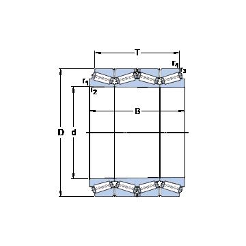 BT4B 334081/HA4 SKF Tapered Roller Bearings #1 image