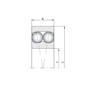 1315 CX Self Aligning Ball Bearings #1 small image