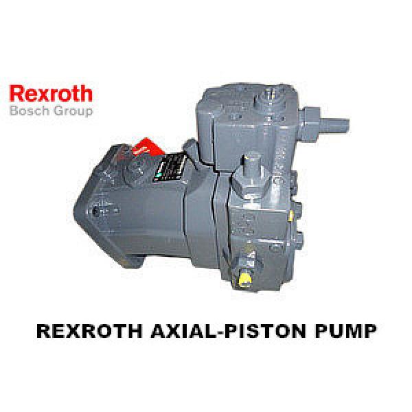 R909441351  A7VO80LRH1/61R-PZB01-S REXROTH AXIAL-PISTON PUMP #1 image