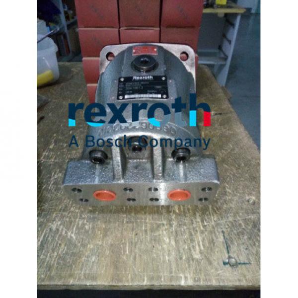 R902137736 A2FM107/61W-VZB010 REXROTH  AXIAL-PISTON MOTOR #1 image