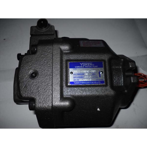 AR22-FR01C-20T, Japan Yuken piston pump AR22 series #1 image