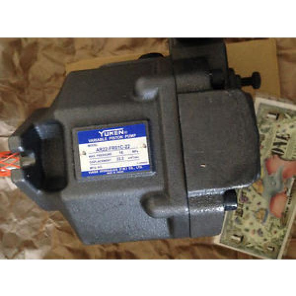 AR22-FR01C-20T, Japan Yuken piston pump AR22 series #4 image