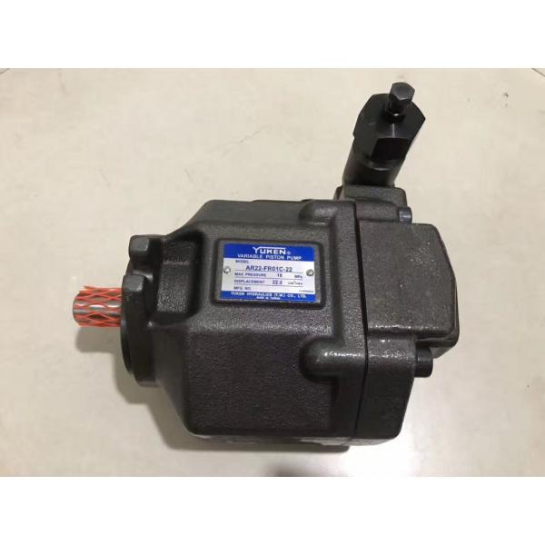 AR22-FR01C-20T, Japan Yuken piston pump AR22 series #5 image