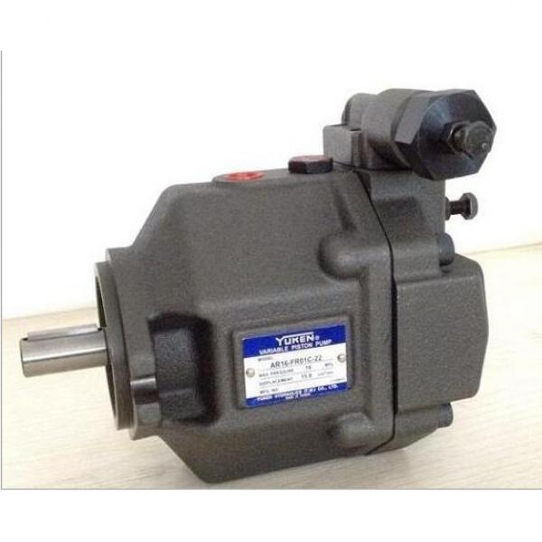 AR22-FR01C-20T, Japan Yuken piston pump AR22 series #6 image