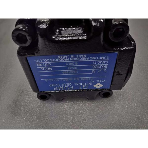QT2323-6.3-6.3MN-S1162-A JapanSumitomo  QT Series Double Gear Pump #1 image